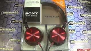 SONY MDR-ZX300 (MDR-ZX300BR) Не дорогие, но хорошие наушники!(, 2014-12-05T10:00:07.000Z)