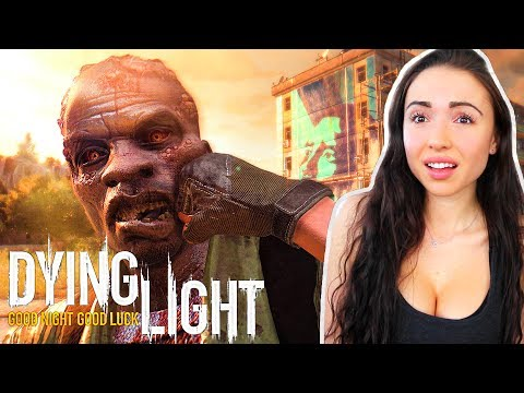 ZOMBIE PARKOUR!! - Dying Light