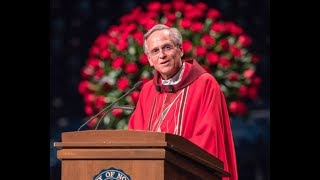 Father Jenkins' Homily - Opening Mass 2018
