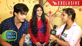 Kaira's Acting Test | Kartik & Naira - Exclusive Interview | Yeh Rishta Kya Kehlata Hai