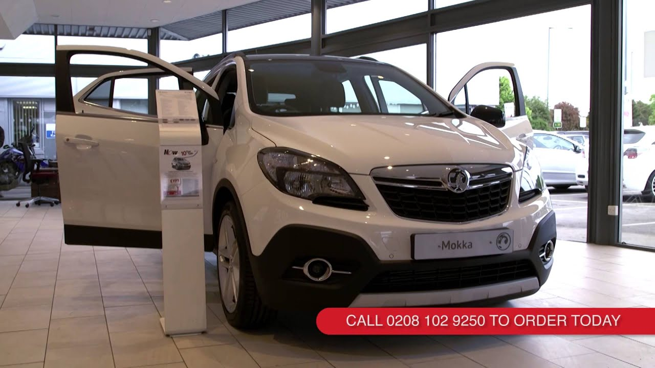 vauxhall mokka limited edition the practical suv youtube. Black Bedroom Furniture Sets. Home Design Ideas
