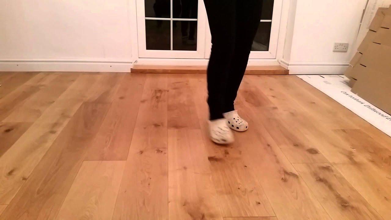 Floor Bounces A Ton Youtube