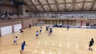 2018 関東学生ハンドボール秋季リーグ  9月2日  女子1部・東海大 vs 日女体大