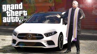 GTA 5 MOD VITA REALE ONLINE #16 - PRETE BENEDICE la NUOVA AUTO!