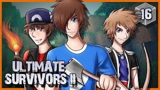 Ultimate Survivors II #16 : L