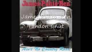 James Puhto-Ren - Tahdon sinut.wmv