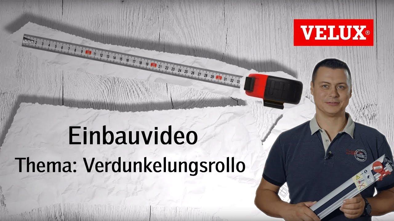 Velux DKL Rollo mit Seitenschienen GGU GHU GPU GTU GXU 4560 Uni Dunkelrot