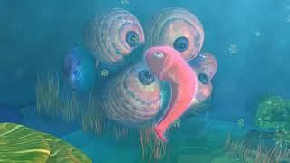 underwater flatten 7 C4D  - שלום קיכלי Shalom Kichli