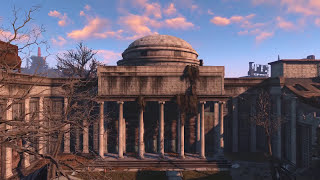 Институт - Зло История Мира Fallout 4 Лор