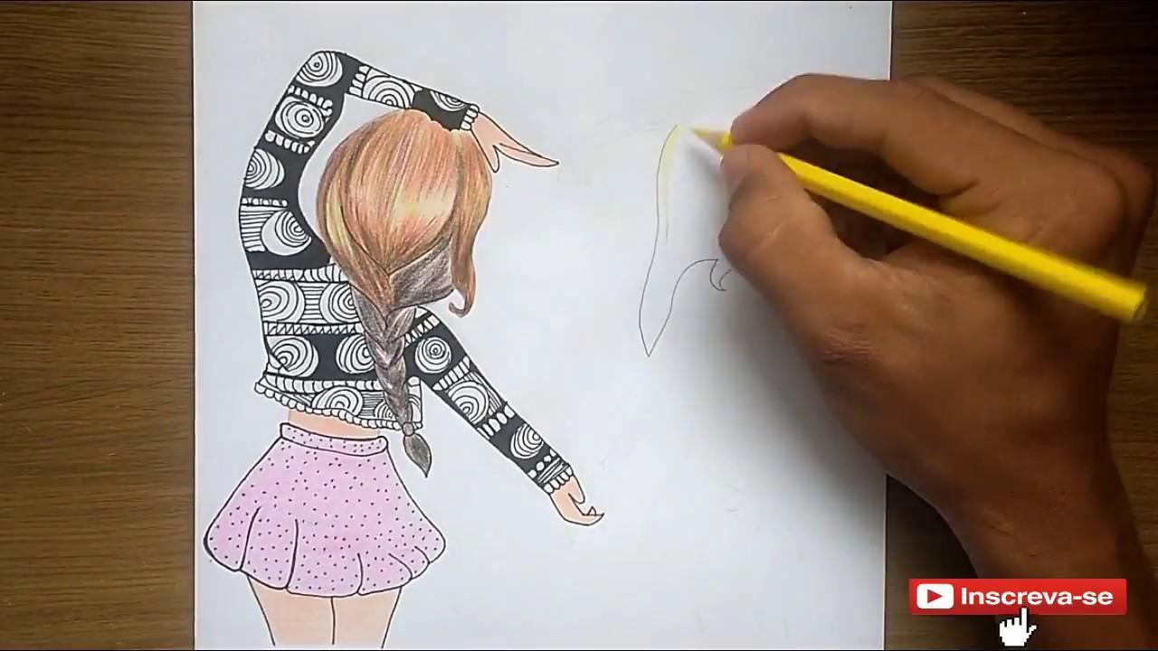 Desenho Para Desenhar Tumblr De Melhores Amigas Mmod