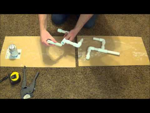 How To Make Marshmallow Gun Pistol With Pvc Marshmallow Shooter