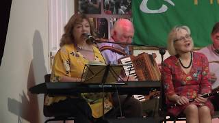 Moyra Fraser, F.G. Comhaltas Concert,
