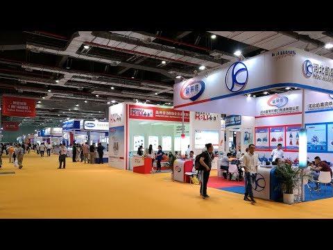 Valve Exhibition in ShangHai China 2017 part 2
