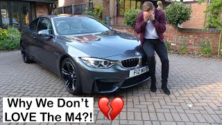 BMW M4 Review - The Widow Maker?!