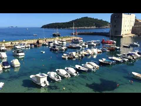 Visiting Dubrovnik while on a yacht charter journey