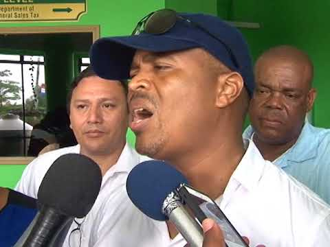 Candidates for Belize City Mayor Participate in Evening Forum