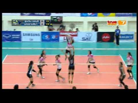สุพรีม ชลบุรี VS นครราชสีมา VTL 6-12-2014