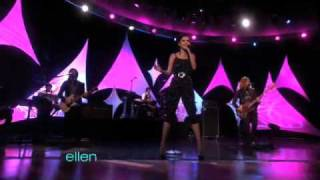 Selena Gomez The Scene A Year Without Rain Live Ellen 09 22 10