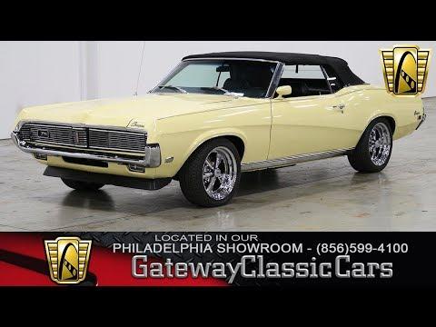 1969 Mercury Cougar, Gateway Classic Cars - Philadelphia #419