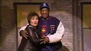 The Roseanne Show (1998) #45 with Bill Cosby & Faith Evans