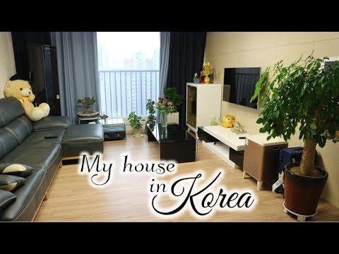[DU HỌC HÀN QUỐC]: THĂM NHÀ CỦA THỦY TẠI HÀN | MY HOUSE IN KOREA ♡ ThuyInSeoul