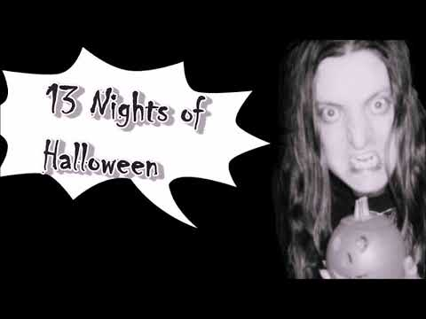 31 Nights of Halloween - Night 20 - Portrait of Terror