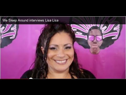We Sleep Around interviews Lisa Lisa
