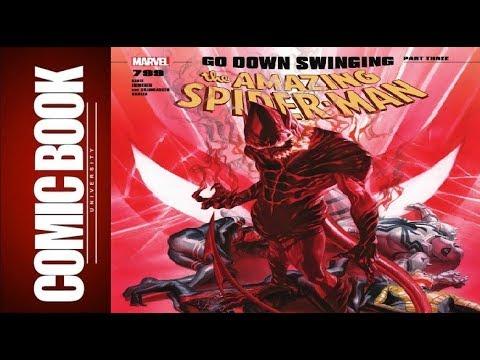 Amazing Spider-Man #799 | COMIC BOOK UNIVERSITY