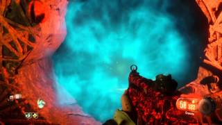CoD BO3 Zombies KN-44 P.A.P Gameplay (Shadows of Evil) Round 12