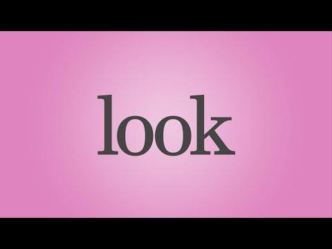 Look Song (Audio)