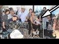 Eva Longoria Pulls Double Duty - Brings Baby To Work - on Set of 'Grand Hotel'