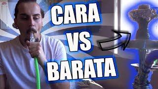 SHISHA CARA VS BARATA ¿Cuál es mejor?