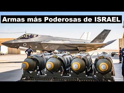 Top 10 Armas Más Poderosas De ISRAEL