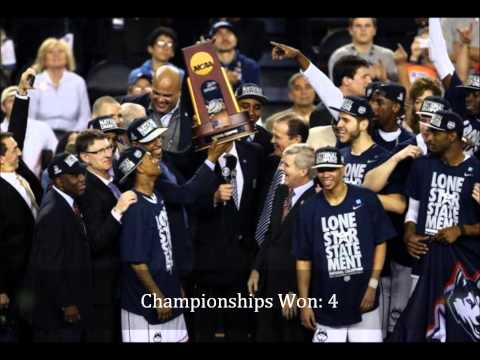 Top Ten Greatest NCAA Teams