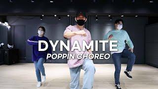 POPPIN CHOREO CLASS VIDEO l BTS - DYNAMITE CHOREOGRAPHY
