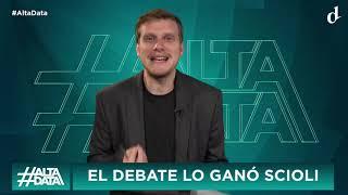 EL DESTAPE - Cristina Kirchner chicaneó a Macri - #AltaData - 15 10 19