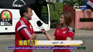can 2017 - أهم وأخر أخبار منتخب مصر من الجابون قبل مواجهة اوغندا اليوم في بطولة أمم أفريقيا