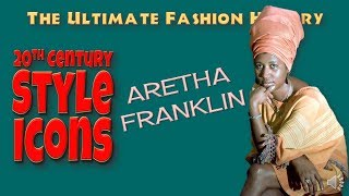 To mark the passing of The Queen of Soul, The Ultimate Fashion Hist...