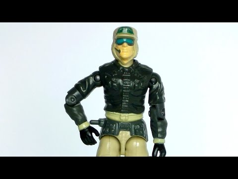 1990 Rampart (Shoreline Defender) G.I. Joe review