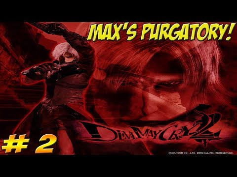 PS4: Devil May Cry 2 HD Edition! Max's Purgatory Part 2! - YoVideogames thumbnail