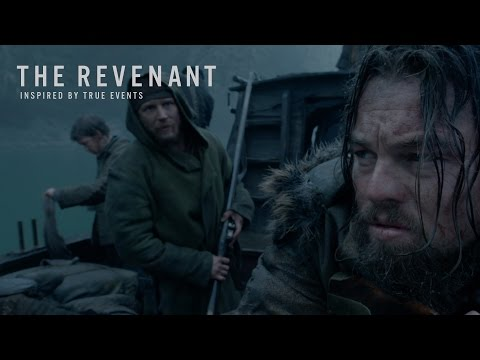 The Revenant | Official HD Trailer #2 | 2015 streaming vf