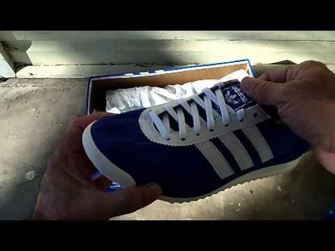 edd407b8a76a Adidas Beckenbauer and SL 72 - YouTube