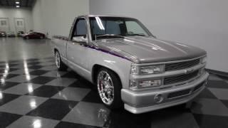 205 NSH 1994 Chevy Silverado