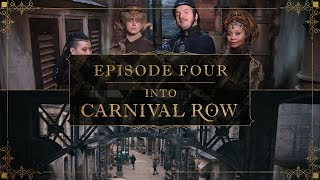 Into Carnival Row: Production Design of Carnival Row | Episode 4
