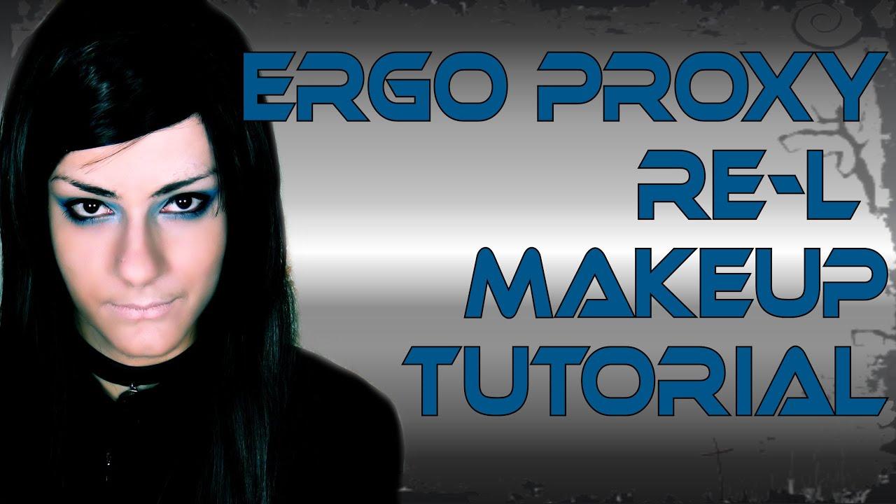 Shana ergo proxy re l mayer cosplay makeup tutorial otome no shana ergo proxy re l mayer cosplay makeup tutorial otome no timing baditri Image collections