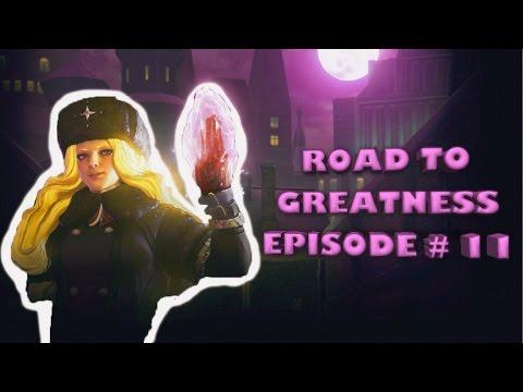 UNWARRANTED HANDJOBS!!!! [SFV] [ROAD TO GREATNESS: #11]   demonShoota
