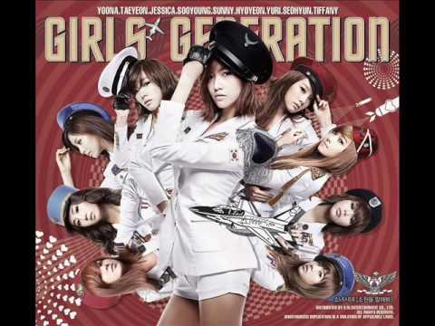 Girls' Generation - Tell Me Your Wish (Genie) (Audio)