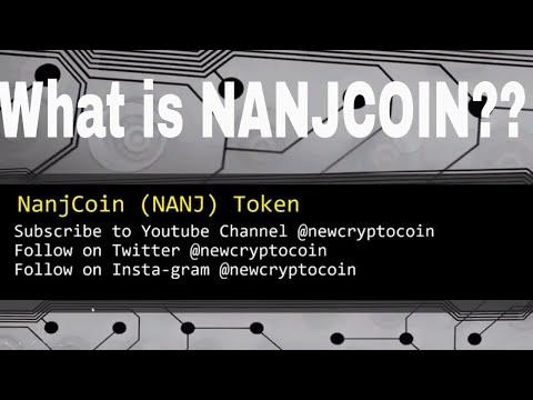 NANJ NANJCOIN coin