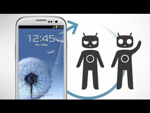 CyanogenMod 10.1 Running on the Samsung Galaxy S III | Pocketnow