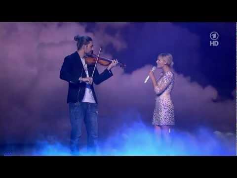David Garrett & Helene Fischer - Ave Maria (Die Helene Fischer Show 2012)